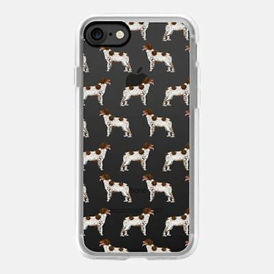New Casetify Case Adorable Iphone 7 & 7 Plus Case | Brittany Spaniel Dog Breed