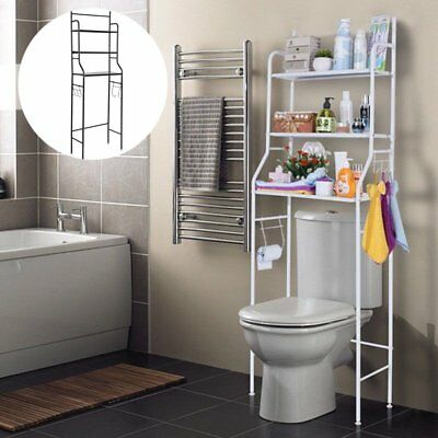 Toilet Etagere Bathroom Is The Best Storage Space Saver Cabinets