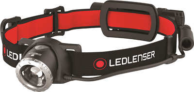 LED Lenser H8R-SERIES HEADLAMP ZL500853 600Lumen +Rechargeable Li-Ion Battery