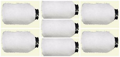 Wagner 3 in. x 3/8 in. Medium Density Polyester Roller Cover 7 Pack