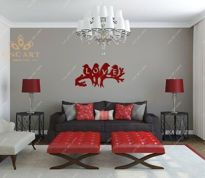 Wall decoration DXF CDR and EPS File For CNC Plasma, Router, LASER (W70)