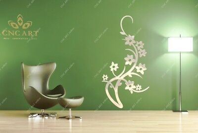 Wall decoration DXF CDR and EPS File For CNC Plasma, Router, LASER (W71)