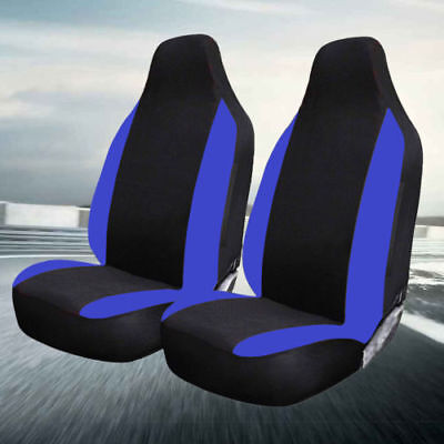 Fiat Ducato 1991-1994 Deluxe Blue Racing Car Seat Covers 1+1