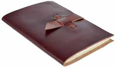 Gifts Red Color Leather Diary Journal Notebook Handcrafted with plane papers