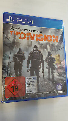 Gioco Tom Clancy's The Division Playstation 4 Ps4 Multilingua Game Videogame