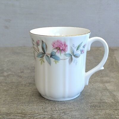 1 Duchess Bone China Bramble Rose Mug Made in England 442 1960-1979
