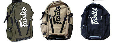 Fairtex Compact Back Pack Bag