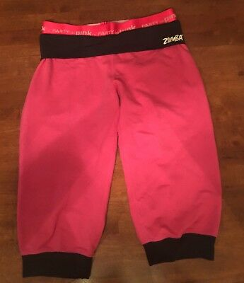 Zumba Fitness Party In Pink Womens S Exercise Pants Pink Breast Cancer Awareness
