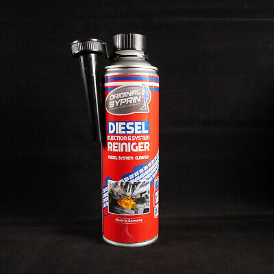 Original Syprin DIESEL SYSTEM CLEANER 500 ml Professional Problem Solver TDI CDI
