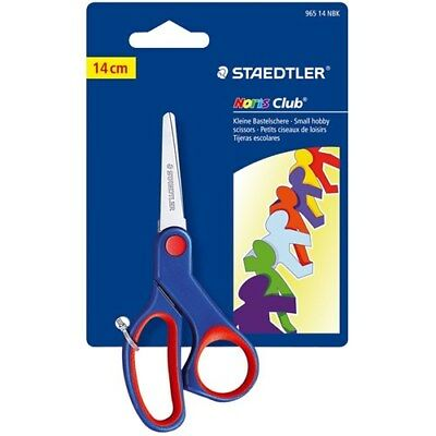 Scissors Staedtler 140mm Noris Club Safety - Right Handed
