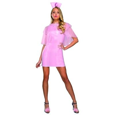 Scream Queens 2 Nurse Chanel Oberlin Adult Womens Costume, 820677, Rubies