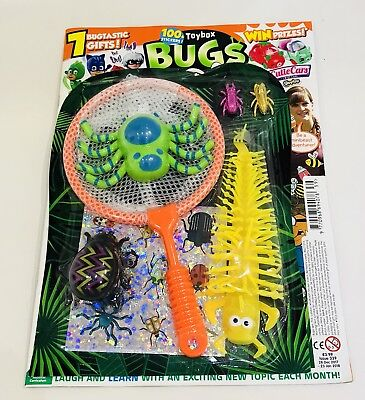 Toybox Magazine #339 BUGS - AMAZING FREE GIFTS! (NEW)