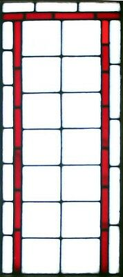 Original 1930's English Stained Glass Window
