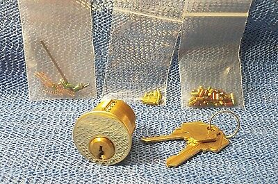 Premier Challenge Lock - Arrow 6 pin mortise cylinder - with extras