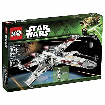 LEGO - Red Five X-wing Starfighter - Star Wars 10240 - Brand New & Sealed