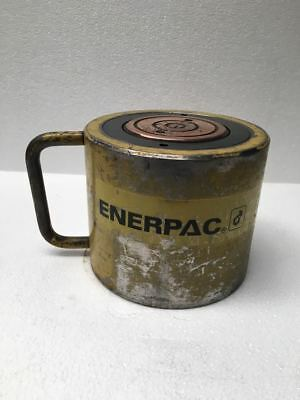 "Enerpac RCS 1002 Hydraulic Cylinder 100 Tons Capacity 2"" Stroke (1) AA"