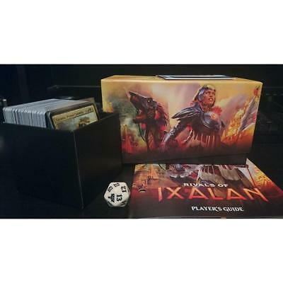 Rivals of Ixalan Card Storage Box – 100 Commons, 30 Uncommon, 3 Rares, Spindown