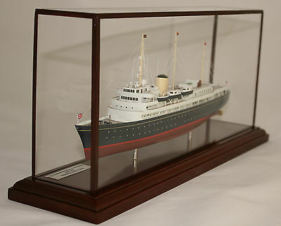 Hmy Britannia  Handbuilt Scaled Precision Built Model In Display Case - Stunning