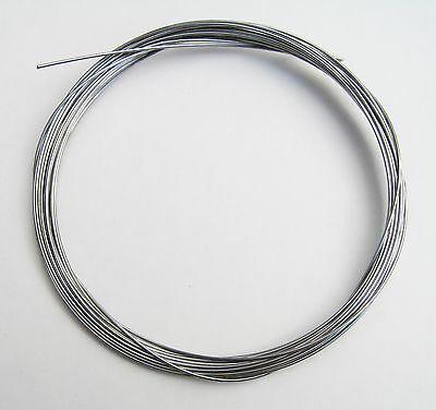 "Piano Wire-Roslau-3m length(9ft 10"")39 DIAMETERS-Roslau-Zither, Autoharps etc.."