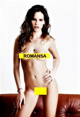 Hilary Swank (  The Resident )   Photographic Image R3349