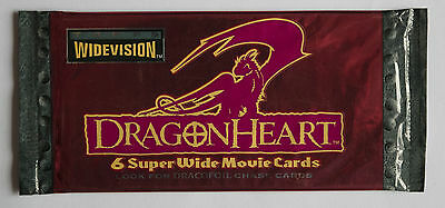 Trading Cards/cartes A Collectionner Dragonheart, Booster Scelle/sealed
