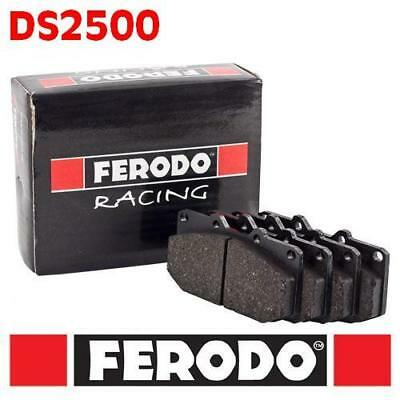 406A-FCP419H PASTIGLIE/BRAKE PADS FERODO RACING DS2500 SEAT Ibiza 1.9 D