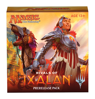 Rivals of Ixalan Pre-release Pack