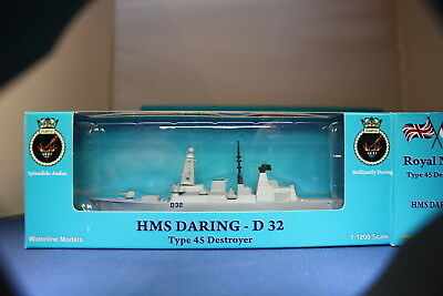 HMS Daring D 32 Type 45 Destroyer individually Boxed from Triang Minic Ships.