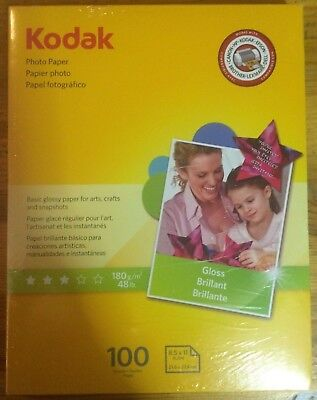 Kodak 8209017 Photographic paper (UNOPENED)