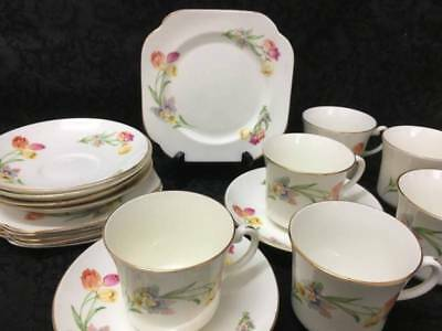 Antique Vale Tea Set 1908 - 1913