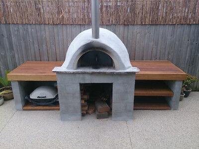 wood fired oven kit business