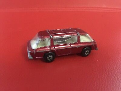 MATCHBOX  SERIES No22 FREEMAN INTER CITY COMMUTER MADE IN ENGLAND BY LESNEY 1970