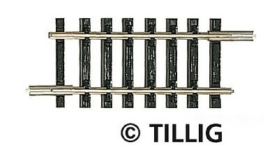Tillig 83103 - TT Gauge - Straight Track Piece G4, 41,5 mm - NEW