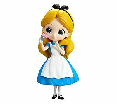 Q posket Disney Characters Alice Thinking Time Alice normal color Figure