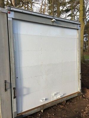 6m by 2.5m Lorry Body Storage Space to rent