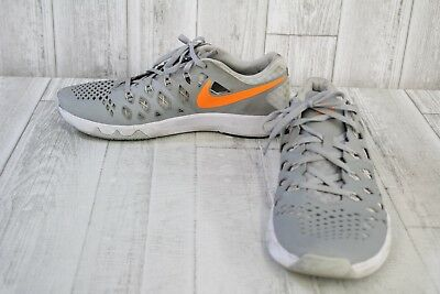 62544a678471 NIKE REVOLUTION 4 Men s Size 10 Grey Running Training Athletic Shoes ...