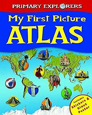 My First Picture Atlas, Brian Williams; Keith Lye, Used; Good Book