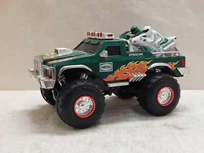 2007 Hess Monster Truck w/2 Motorcycles - Tub 57