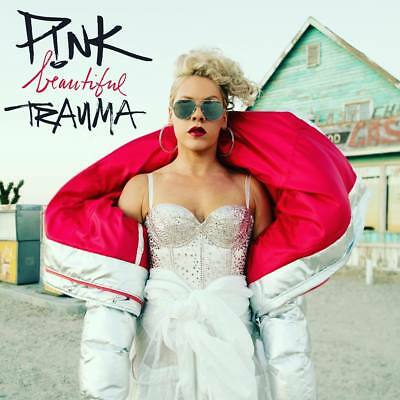 Pink - Beautiful Trauma [Explicit] - Brand New & Sealed CD