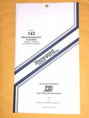 Showgard Stamp Mounts 143/264 - Merchant Marine Ships - *15% Goes To Our Vets***