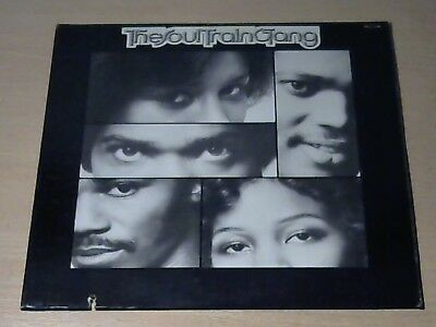 LP THE SOUL TRAIN GANG * Same (MINT-) MADE IN USA (SOUL TRAIN THEME)