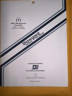 Showgard Stamp Mounts 171/264 - Film Directors, Foreign S/S ***We Help Or Vets**