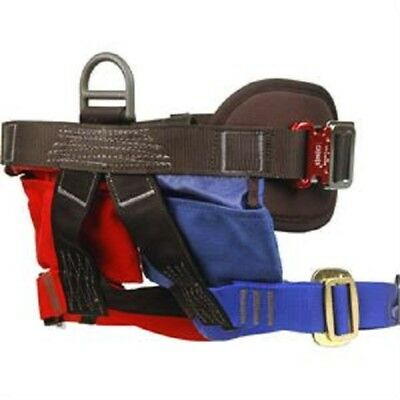 Clearance Sale: Rescue Tech Victim Seat Harness With Leg Pouch - Free Shipping