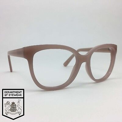 Max&Co eyeglass PINK CREAM NUDE CATS EYE frame Authentic. MOD: 30265752
