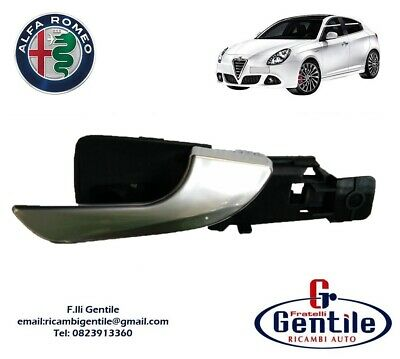ALFA ROMEO GIULIETTA from 2010 HANDLE DOOR OPENING INTERIOR RIGHT FRONT