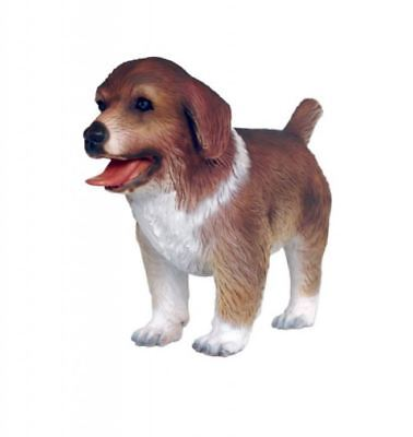 Australian Shepherd Dog Puppy 2 Display Prop