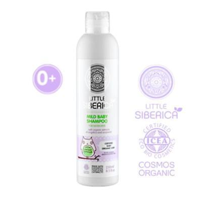 Little Siberica-a delicate shampoo for newborns, 250ml.