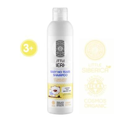 Little Siberica - shampoo for children without tears, 250ml. Szampon bez lez