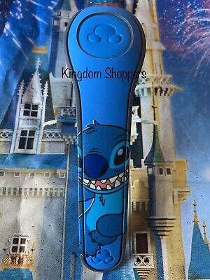 Blue Stitch MagicBand 2 Magic Band Disney Parks *Link It Later*
