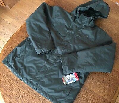 c8e9f1358 NORTH FACE BESWICK Tri Climate Insulated Jacket Men's Size Medium NEW